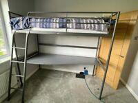 IKEA Svarta Loft bed single