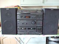 SONY LBT-V01 STACK SYSTEM