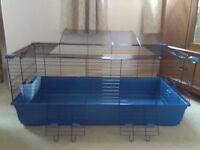 Indoor rabbit cage W 120cm D 60cm H 50 cm