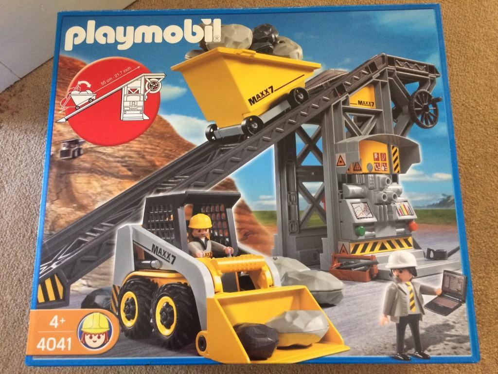 Playmobil Quarry Set 4041 In Chelmsford Essex Gumtree