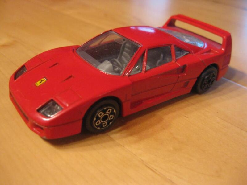 ferrari f 40 1 43 in kiel hassee vieburg ebay kleinanzeigen. Black Bedroom Furniture Sets. Home Design Ideas