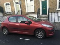 Peugeot 207, good condition, lady owner!
