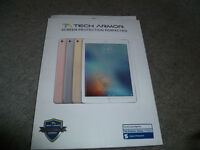 Tech Armor - iPad Pro (9.7 Inch ) - Premium Ballistic Screen Protector - Glass Brand New