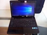 Medion Akoya laptop Intel i5 processor