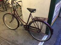 Raleigh ladies bike, fully serviced