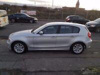 BMW 1 Series 2.0 118d ES 5dr/FSH/LONG MOT/DRIVES LIKE NEW