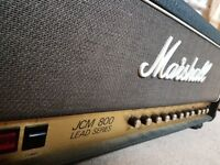 Marshall JCM800 2205 ORIGINAL 50watt with 6550 TUBES 1986/87