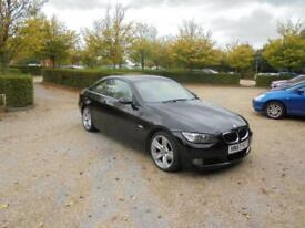 BMW 3 Series 320d SE (black) 2007