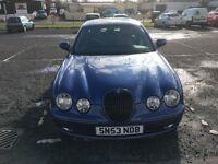 Jaguar 3.0 S Type Automatic (Spares/Repairs)