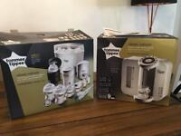 Tommee Tippee Closer to Nature - Starter Set and Perfect Prep Machine (Harrogate)