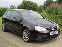 !!1 PREVIOUS OWNER!! 2006 VW GOLF GT TDI 140 / FULL SERVICE HISTORY / LONG MOT MAY 2017 / MUST SEE