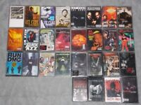 Rare 28 Hip-hop rap cassette Private Collection. Very good condition, Open to offers