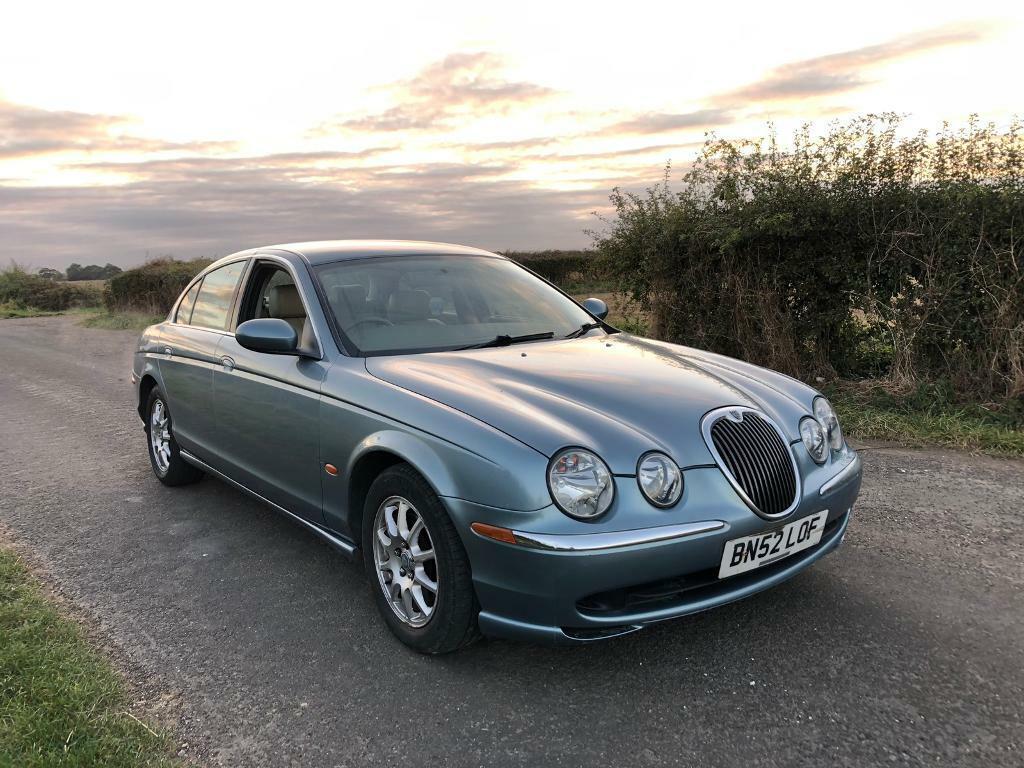 2002 Jaguar S Type SE 2.5L V6   in Louth, Lincolnshire   Gumtree