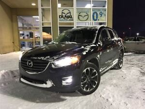2016 Mazda CX-5 GT + NAVIGATION + AWD + CUIR TOIT OUVRANT