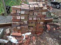 Bricks for hardcore or infill