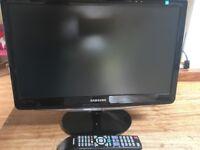 Samsung Syncmaster HDTV and Computer Monitor