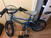 Boys bike 3-5 years old