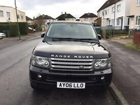 Range Rover Sport high spec great condition