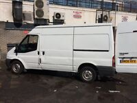 Ford transit Mwb med roof year 2008 ready to work quick sale