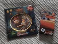 Disney Planes & Disney Cars Puzzle bundle