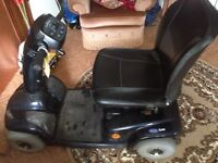 Mobility scooter Invacare Leo full battery won't shift cost 1400 sell 250