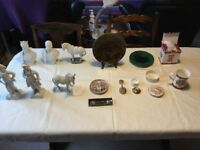 Assorted ceramics and pottery in very good condition