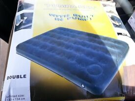 Air Matress still in box Double size - as new condition - £8