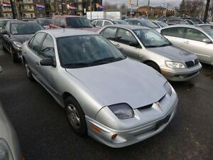 2000 Pontiac Sunfire SE| NO ACCIDENTS | LOW MILEAGE |