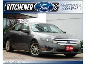 2010 Ford Fusion SEL SEL   ONLY 96K KM'S!!   GREAT PRICE!