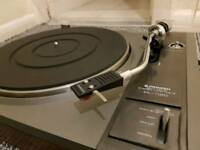 Pioneer PL-112D Turntable 1970s