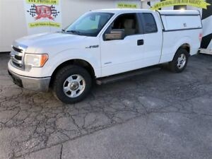 2013 Ford F-150 XLT, Extended Cab, Bluetooth Back Up Camera,