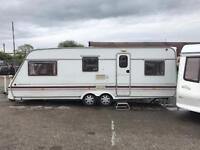 Swift conquer 5 berth Choice of 2 caravan CAN DELIVER