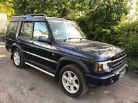 Breaking Land Rover discovery 2 Facelift 4.0 V8i Es auto 7 seater