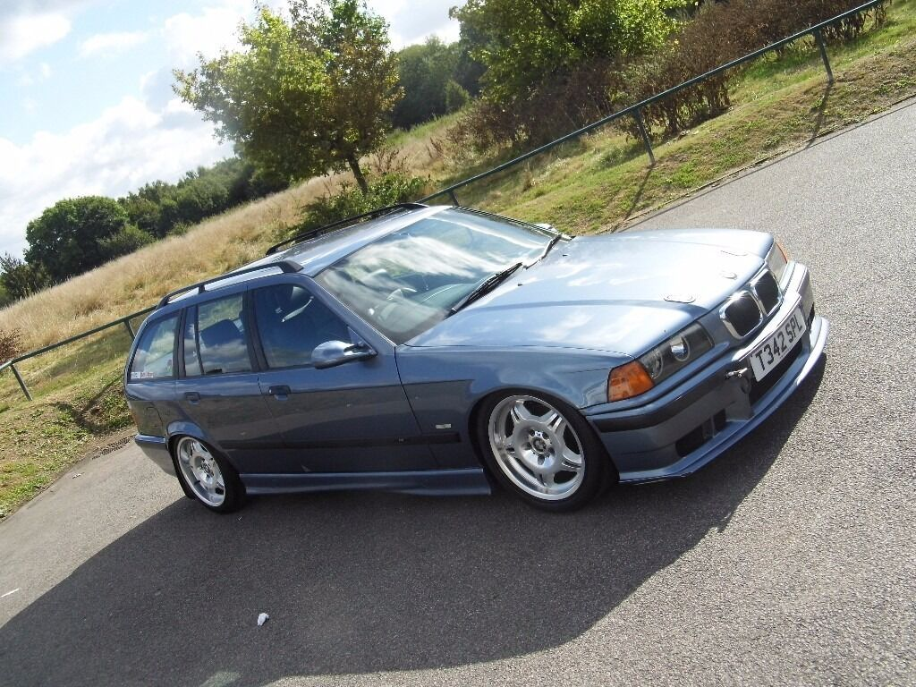bmw e36 touring 323i 325 clean slammed drift track car in maidstone kent gumtree. Black Bedroom Furniture Sets. Home Design Ideas