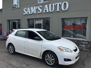 2010 Toyota Matrix Base  CERTIFIED & E-TESTED