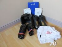 TAEKWON-DO SUIT AND SAFETY GEAR