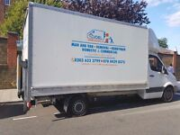 man and van from £15/hr/house move/ office move/ removal van hire/covers every where in london