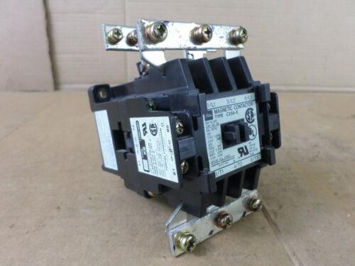 Toshiba C25A-E Magnetic Contactor