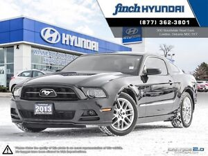 2013 Ford Mustang V6 Premium MANUAL COUPE