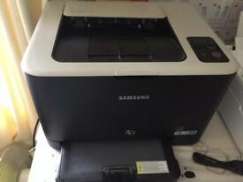 Free Samsung Printer with ink cartridges