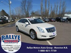 2013 Cadillac XTS Luxury Collection! AWD! Back-Up! Alloy! Leathe