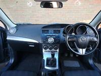 Mazda3 1.6 D TS *FULL SERVICE HISTORY Hatchback 5dr Diesel Manual (119 g/km, 107 bhp)