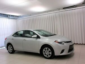 2016 Toyota Corolla WOW! WHAT MORE DO YOU NEED?! LE SEDAN w/ HEA