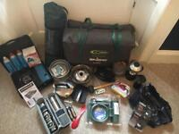 Camping equipment - attic clear out!!