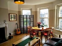 Two double rooms available in beautifully refurbished Maisonette in St Andrews