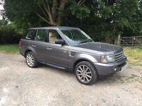 Range Rover Sport TDV6 swap px