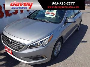 2017 Hyundai Sonata GL BACK UP CAMERA, HEATED SEATS, ALLOY WH...