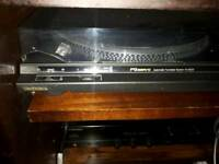Technics turntable SLBD22