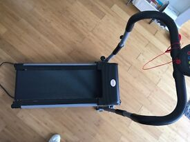Electric Treadmill - Exercise Machine