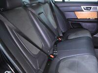 JAGUAR XF 2.2D [163] SE 4DR AUTO (black) 2014